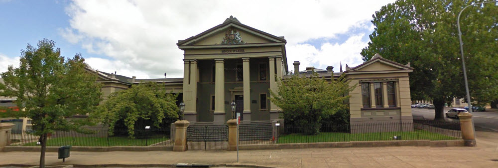 Orange District Court NSW