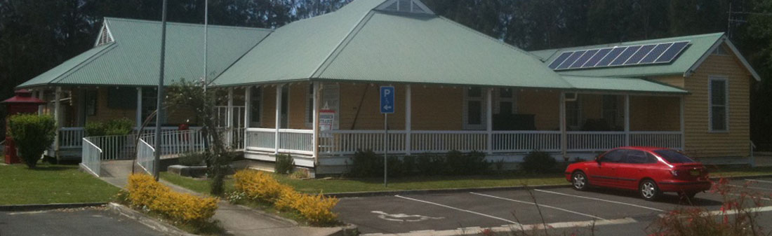 Batemans Bay Local Court NSW