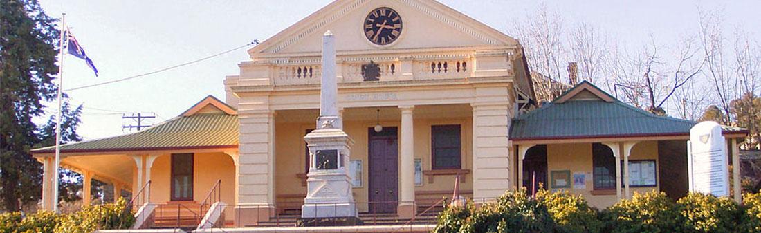 Gundagai Local Court NSW