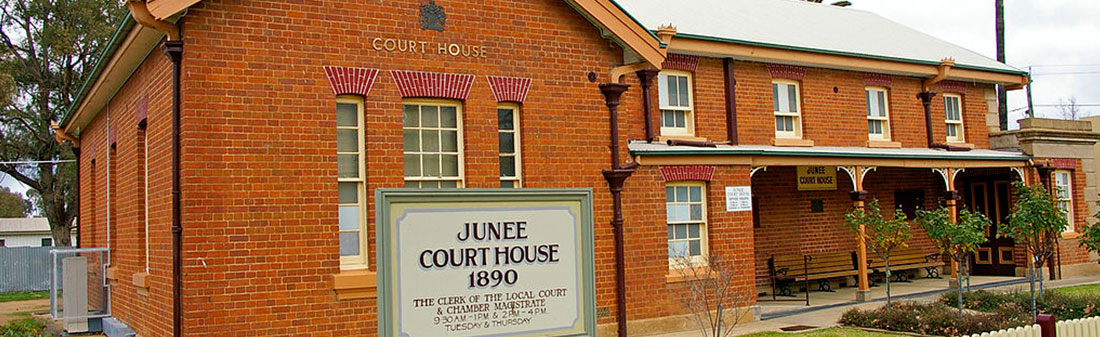 Junee Local Court NSW