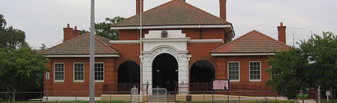 Leeton Local Court NSW