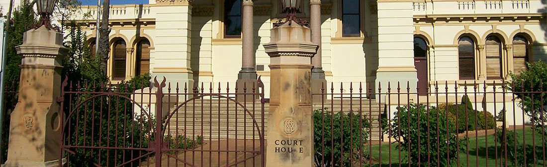 Dubbo District Court NSW