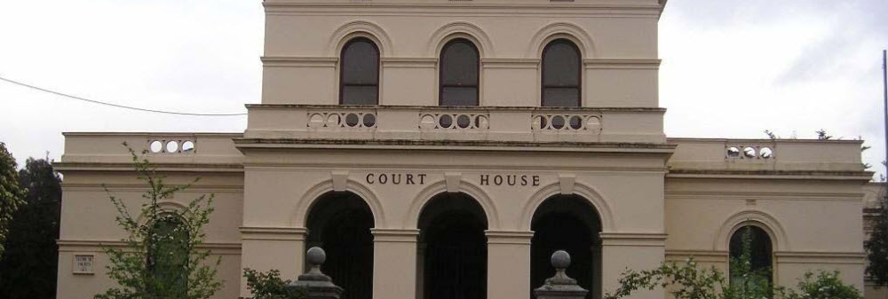 Castlemaine Federal Circuit Court of Australia (Family List)